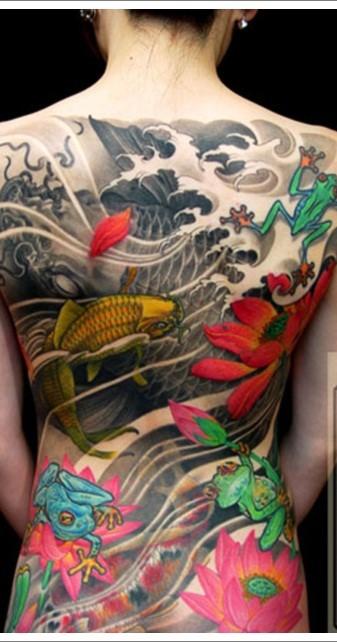 tatuajes-japoneses-mar