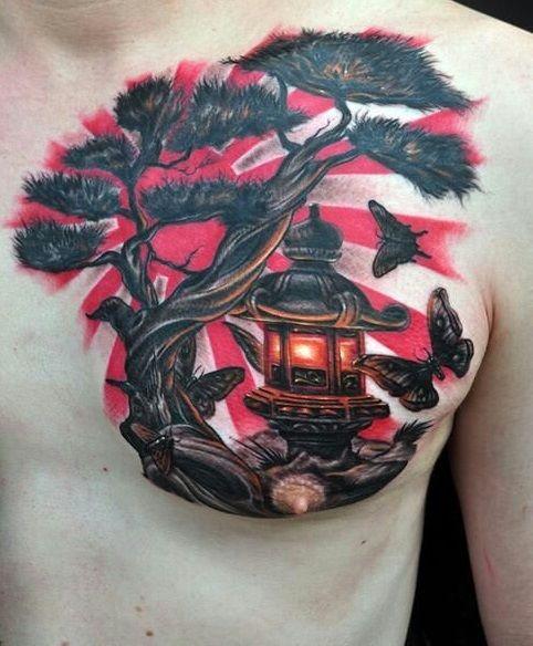 tatuajes-japoneses-mariposas