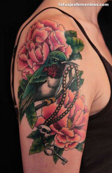 tatuajes-japoneses-pajaro