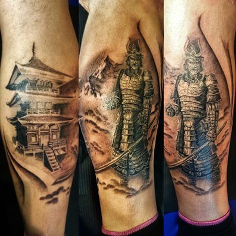 tatuajes-japoneses-templo-samurai