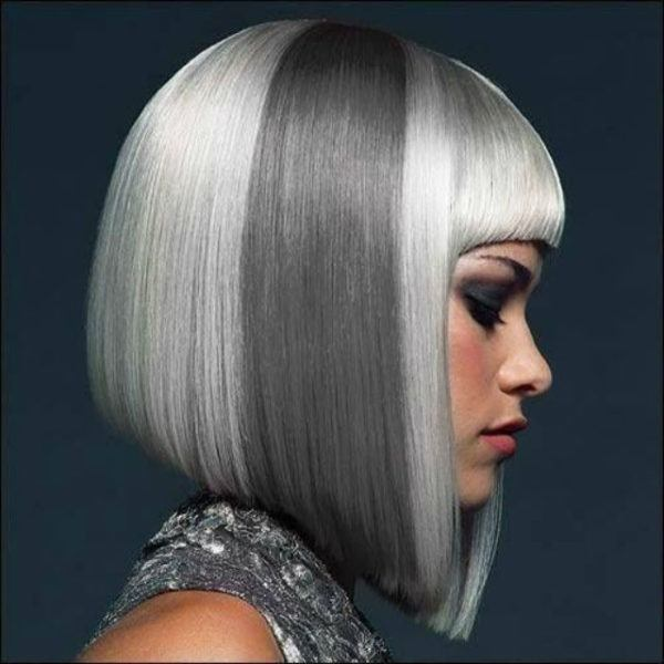 cabello-gris-plata-bicolor