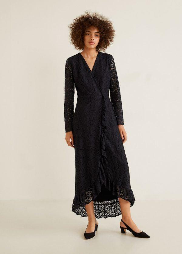Vestidos mujer mango