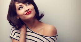 Peinados para media melena 2017 | Corte bob, shag y midi