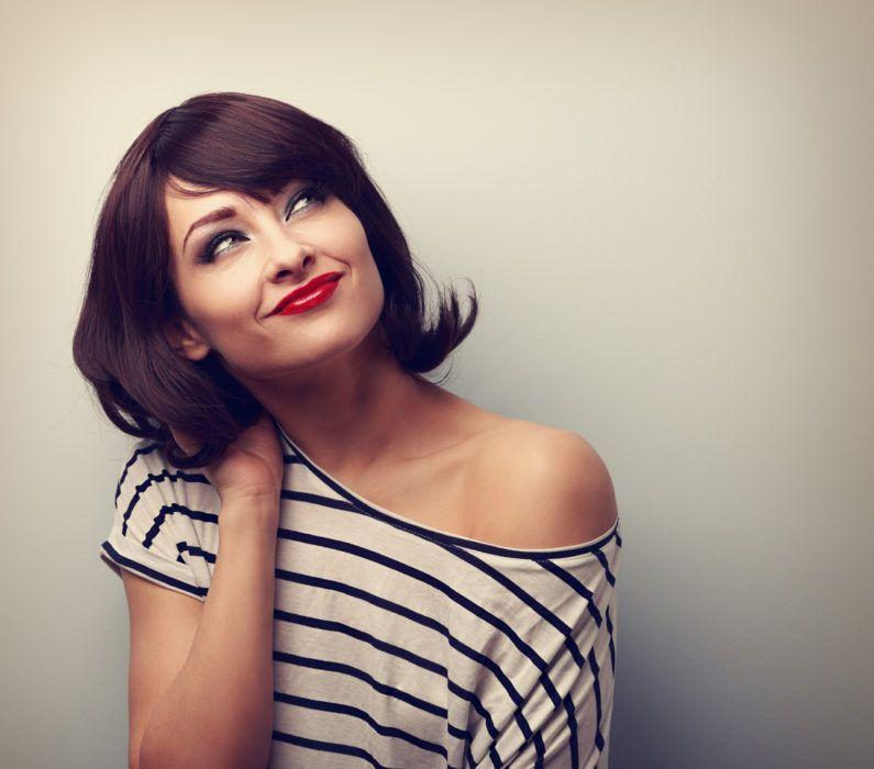 Super dulce peinados media melena 2021 Fotos de cortes de pelo Ideas - Peinados para media melena 2021 | Corte bob, shag y midi ...