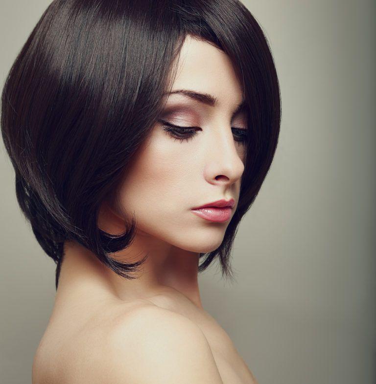 Rápido y fácil peinados media melena 2021 Galería de cortes de pelo Consejos - Peinados para media melena 2021 | Corte bob, shag y midi ...