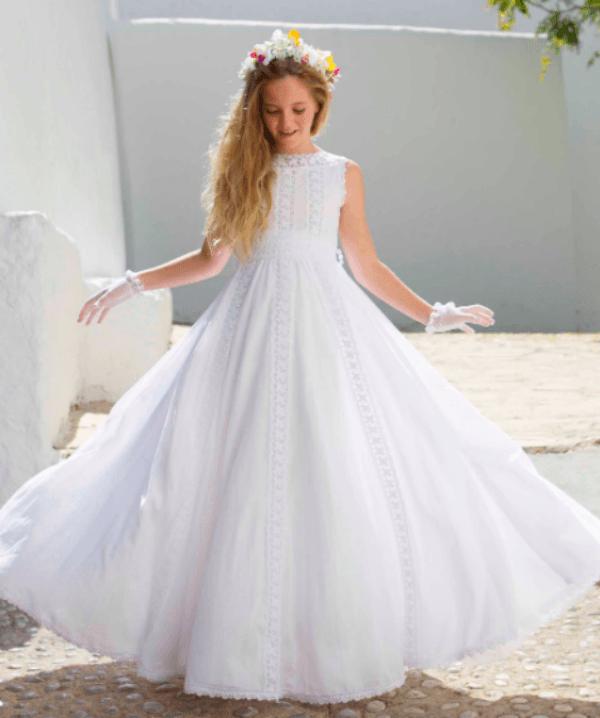 Vestidos De Primera Comunión Para Gorditas 2019 Esbellezacom