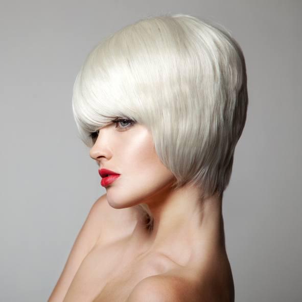 Peinados para san valentin pelo corto con volumen