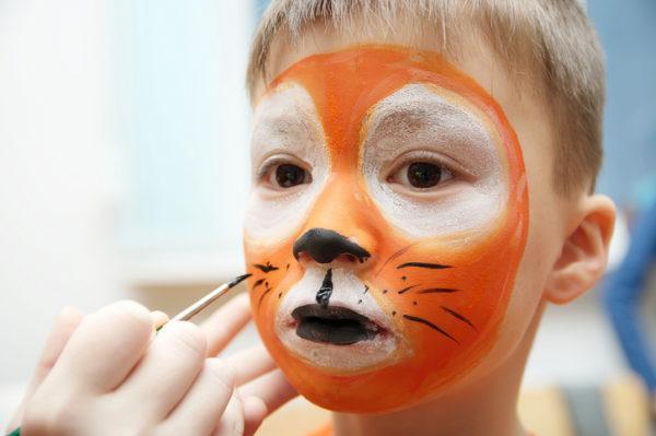 Maquillaje para carnaval y halloween 2018 originales para niños