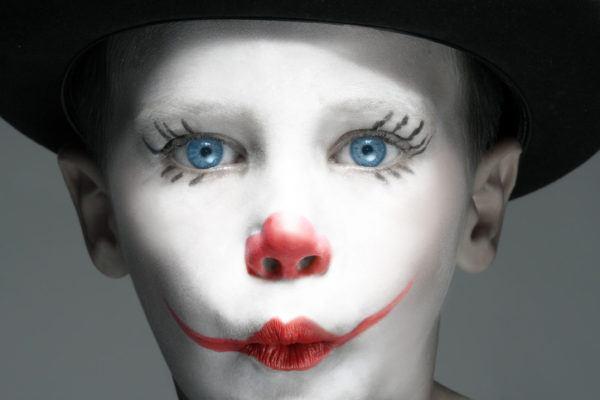 Maquillaje para carnaval y halloween 2018 originales para niños mimo