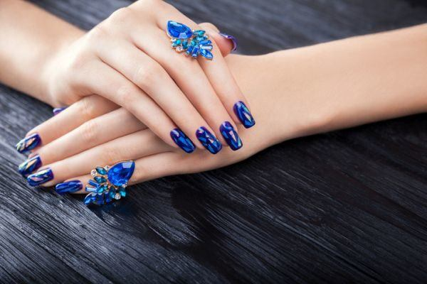 De 100 Fotos De Uñas Decoradas 2019 Uñas Decoradas En Gel