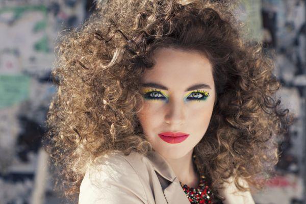Cómo Era El Maquillaje En Los Años 80 Esbellezacom