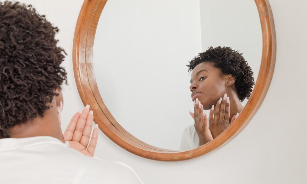 Limpieza de la piel grasa