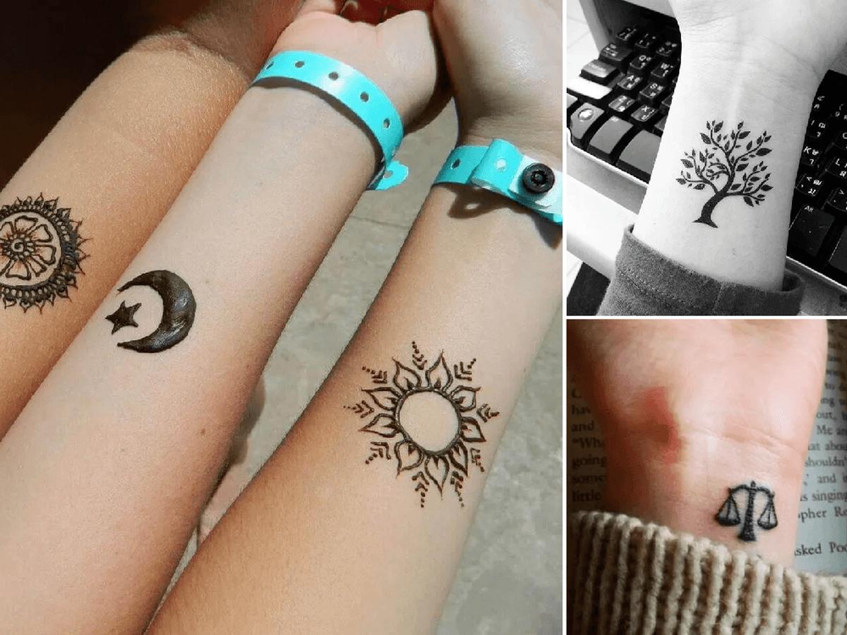Más De 100 Tatuajes En La Muñeca Para Mujeres Fotos Y Diseños Esbelleza