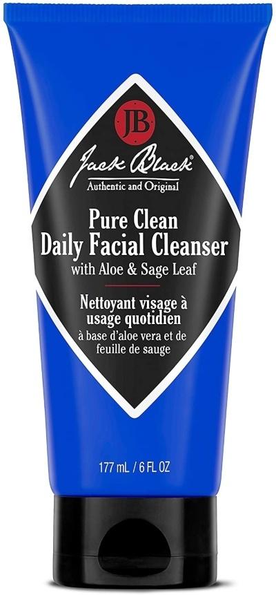 Pure Clean Daily Facial Cleanser de Jack Black