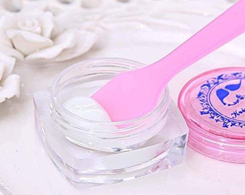 Pala para sacar el cosmético