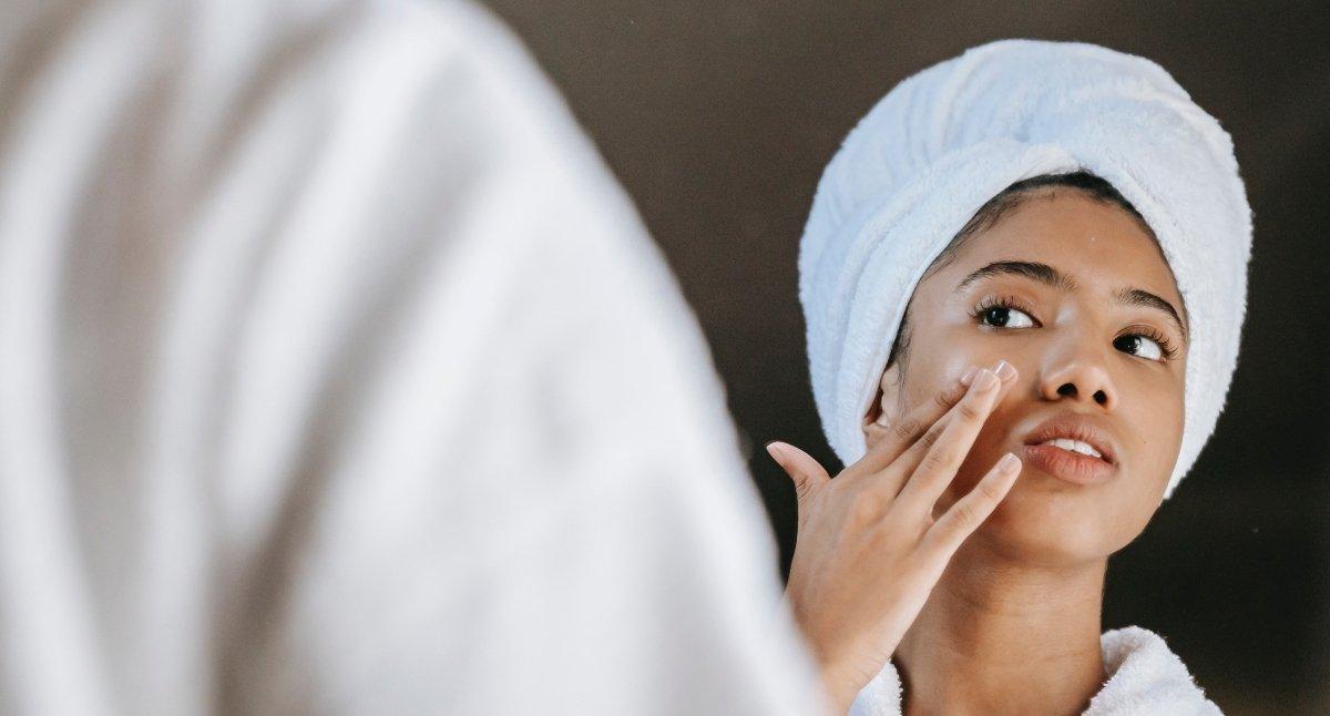 Textura del cosmético
